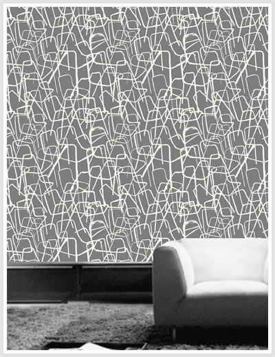 Wall Wall Wallpaper on Wall To Wall Chairs   I Dream Of Chairs